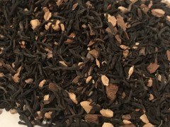 A mixture of spices and fine tippy Assam leaf tea